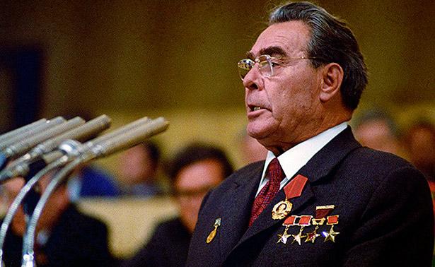 Эпоха Брежнева знаменательная эпоха СССР