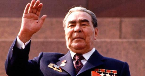Россия выбирает Брежнева..